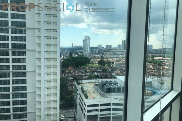 For Rent Office at Oval Tower, TTDI Freehold Unfurnished 0R/1B 3.5k