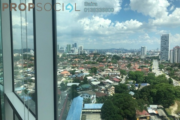 For Rent Office at Oval Tower, TTDI Freehold Unfurnished 0R/1B 7k