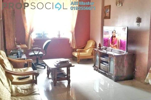 For Sale Apartment at Taman Sri Sentosa, Old Klang Road Freehold Unfurnished 2R/3B 165k