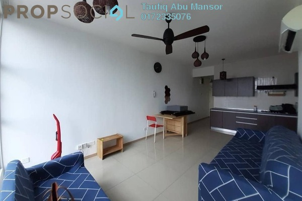 For Rent Serviced Residence at Vista Alam, Shah Alam Freehold Fully Furnished 2R/1B 1.5k