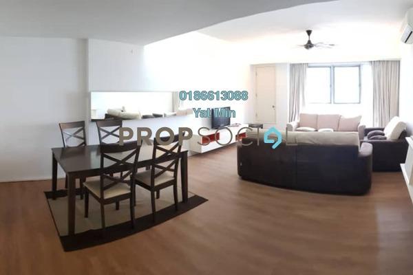 For Rent Condominium at i-Zen Kiara I, Mont Kiara Freehold Fully Furnished 3R/3B 3.5k