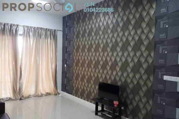 For Sale Condominium at The Elements, Ampang Hilir Freehold Fully Furnished 1R/1B 550k