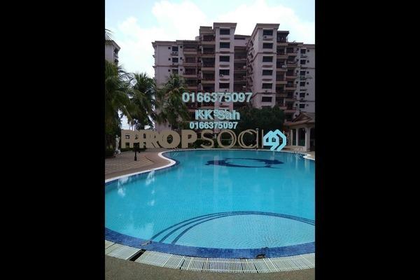 For Sale Condominium at Sri Manja Court, PJ South Leasehold Semi Furnished 3R/2B 435k