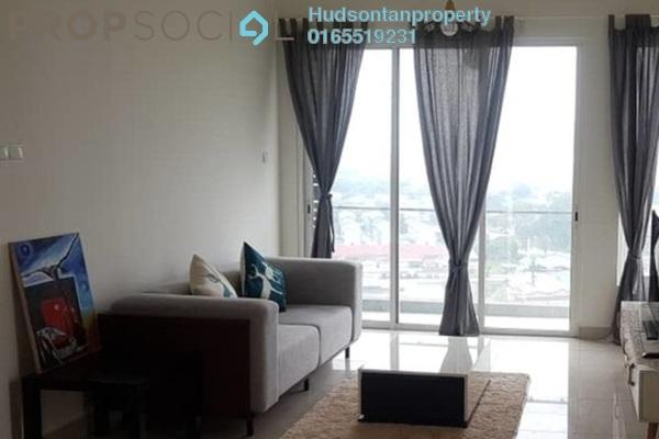 For Sale Condominium at Mercury Serviced Apartment @ Sentul Village, Sentul Freehold Semi Furnished 3R/2B 440k