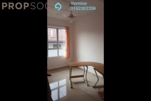For Sale Apartment at Cemara Apartment, Kajang Freehold Semi Furnished 3R/2B 226k