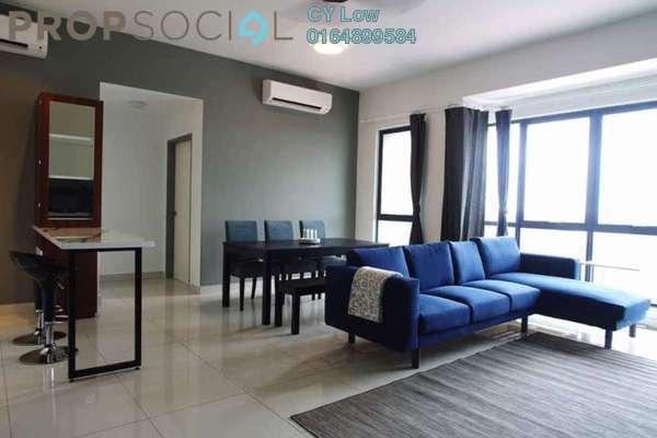 For Rent Serviced Residence at 8 Kinrara, Bandar Kinrara Freehold Fully Furnished 3R/2B 3.2k