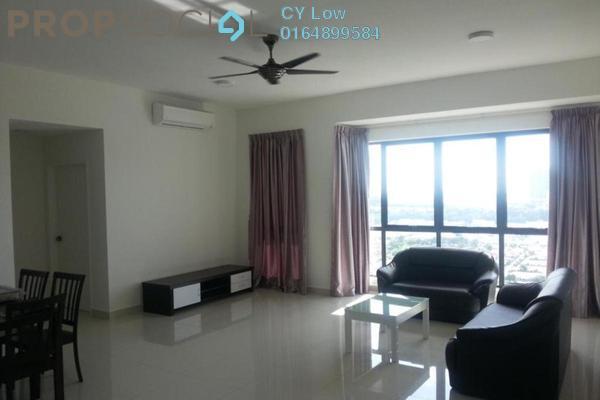 For Rent Serviced Residence at 8 Kinrara, Bandar Kinrara Freehold Fully Furnished 3R/2B 2.2k