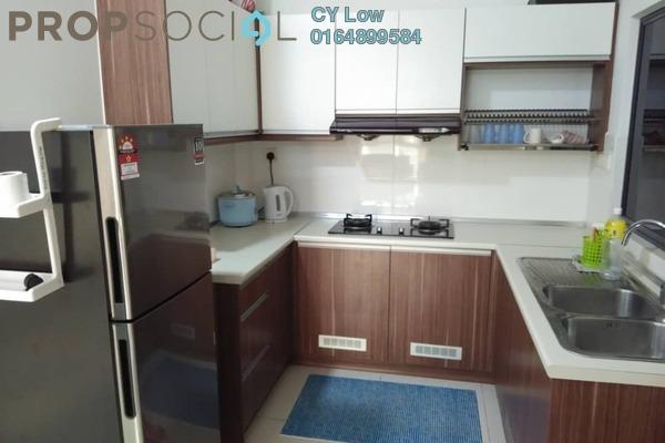 For Rent Serviced Residence at 8 Kinrara, Bandar Kinrara Freehold Fully Furnished 3R/2B 2.8k