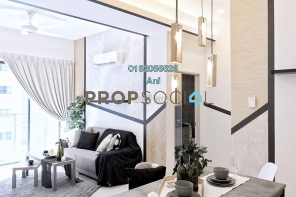 For Rent Serviced Residence at Maisson, Ara Damansara Freehold Fully Furnished 2R/2B 2.4k