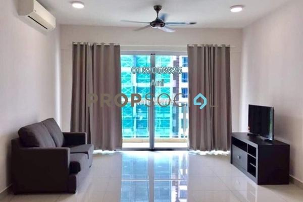 For Rent SoHo/Studio at Medalla @ Oasis Corporate Park, Ara Damansara Freehold Semi Furnished 0R/1B 1.7k