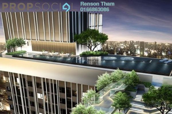 For Sale Condominium at PV18 Residence, Setapak Freehold Semi Furnished 3R/2B 399k