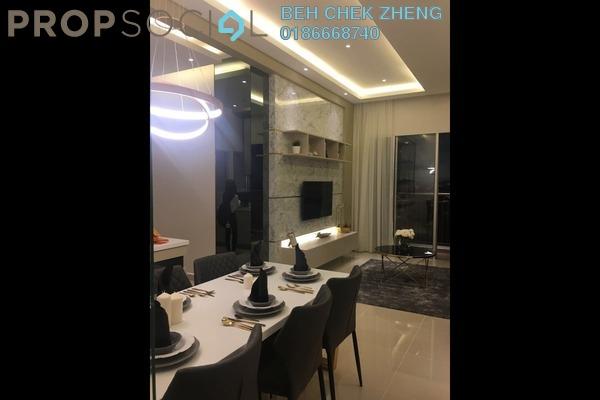For Sale Condominium at PV18 Residence, Setapak Freehold Semi Furnished 4R/3B 550k