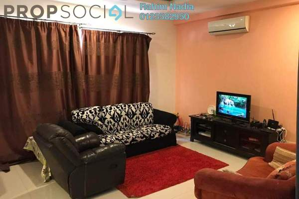 For Sale Semi-Detached at Tropika Putra, Bukit Rahman Putra Freehold Semi Furnished 5R/5B 950k