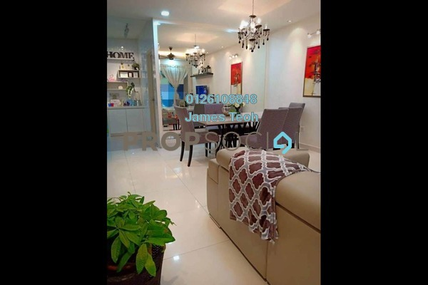 For Sale Terrace at PP 5, Taman Putra Prima Freehold Fully Furnished 4R/3B 620k