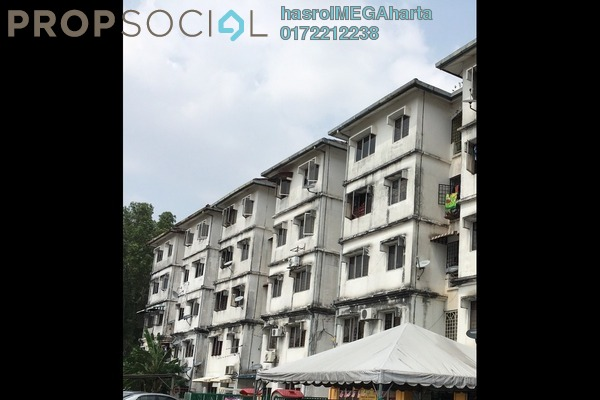 For Sale Apartment at Taman Kajang Mewah, Kajang Freehold Unfurnished 3R/2B 170k