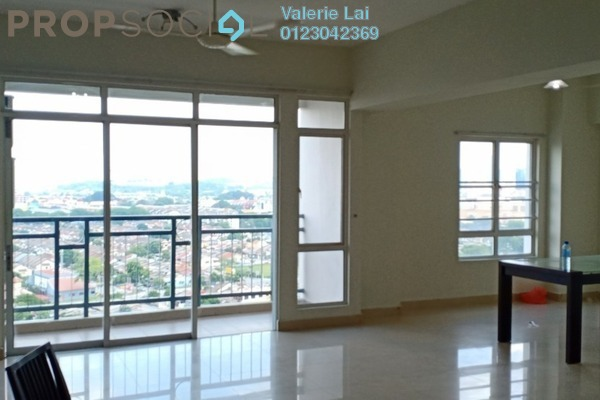 For Sale Condominium at The Boulevard, Subang Jaya Freehold Semi Furnished 3R/2B 739k