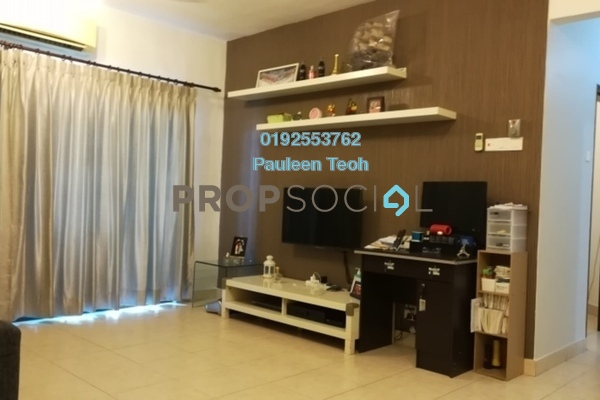 For Sale Condominium at Changkat View, Dutamas Freehold Semi Furnished 3R/2B 490k