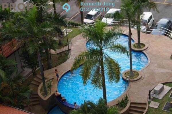 For Sale Apartment at Jati 1 Apartment, Subang Jaya Freehold Semi Furnished 3R/2B 315k