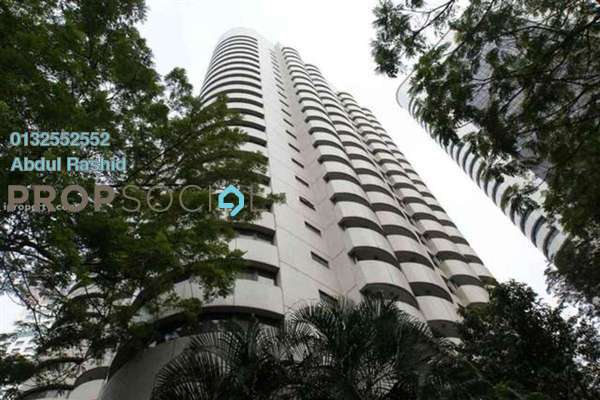For Rent Shop at UBN Tower, KLCC Freehold Fully Furnished 0R/0B 18.2k
