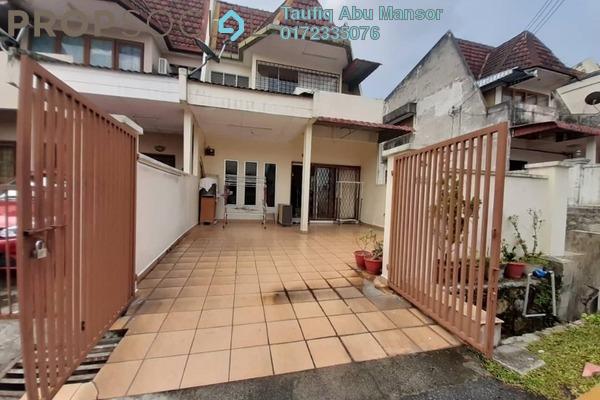 For Sale Terrace at Taman Bukit Teratai, Ampang Leasehold Unfurnished 4R/3B 550k