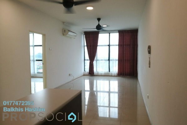 For Rent Serviced Residence at Vista Alam, Shah Alam Freehold Semi Furnished 2R/2B 1.25k