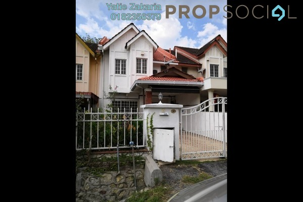For Rent Terrace at BRP 7, Bukit Rahman Putra Freehold Fully Furnished 4R/3B 1.6k