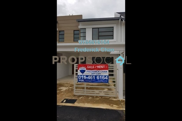 For Sale Terrace at Abadi Heights, Puchong Leasehold Unfurnished 4R/3B 750k