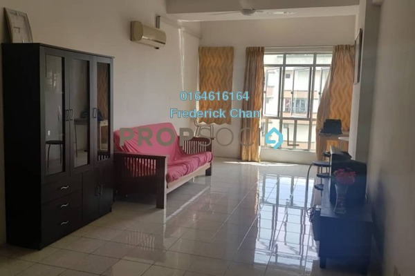 For Rent Condominium at Millennium Square, Petaling Jaya Freehold Fully Furnished 2R/2B 2.2k