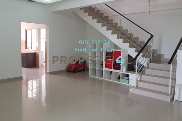 For Sale Condominium at City Garden Palm Villa, Pandan Indah Freehold Semi Furnished 4R/3B 650k