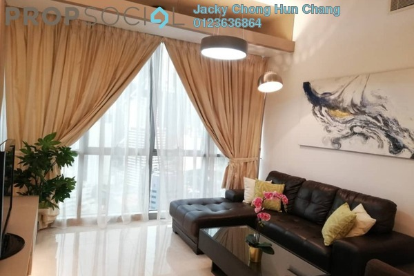 For Rent Condominium at The Meritz, KLCC Freehold Fully Furnished 2R/2B 5k