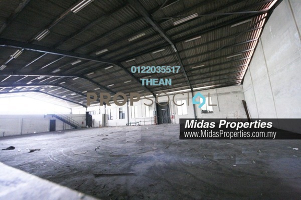 For Rent Factory at Section 15, Shah Alam Freehold Unfurnished 0R/0B 33.7k