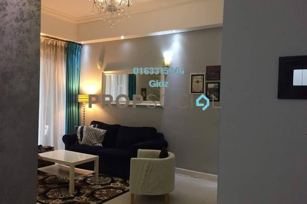 For Sale Condominium at Gaya Bangsar, Bangsar Freehold Fully Furnished 2R/2B 670k