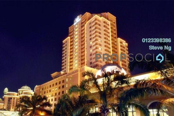 For Sale Condominium at Sunway Pyramid, Bandar Sunway Freehold Fully Furnished 0R/1B 800k