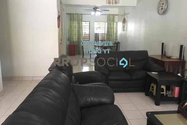For Sale Terrace at Taman Tasik Prima, Puchong Freehold Fully Furnished 4R/3B 580k
