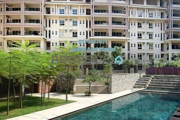 For Rent Duplex at Seri Maya, Setiawangsa Freehold Fully Furnished 4R/2B 3.5k
