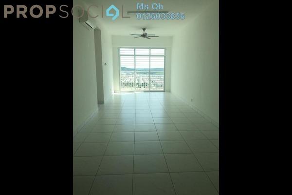 For Rent Condominium at BSP Skypark, Bandar Saujana Putra Freehold Semi Furnished 3R/2B 1k