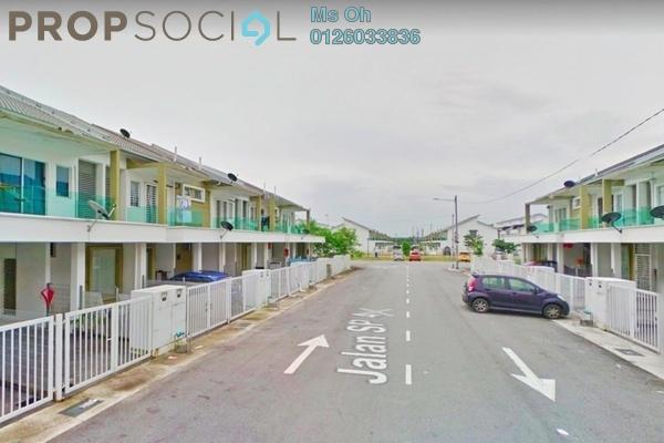 For Rent Townhouse at Pearl Villa, Bandar Saujana Putra Freehold Semi Furnished 3R/2B 900translationmissing:en.pricing.unit