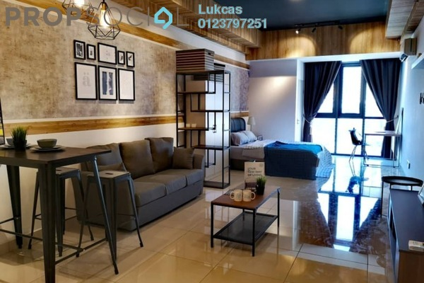 For Rent SoHo/Studio at VIVO Suites @ 9 Seputeh, Old Klang Road Freehold Fully Furnished 1R/1B 1.9k