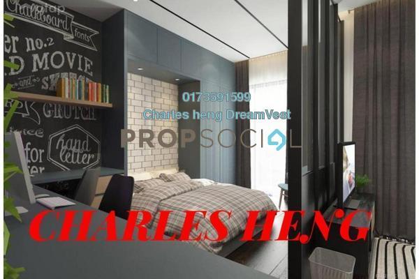 For Rent SoHo/Studio at 28 Boulevard, Pandan Perdana Freehold Fully Furnished 0R/1B 1.4k