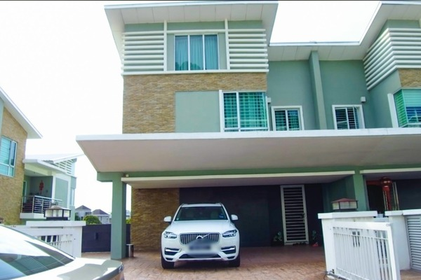 For Sale Semi-Detached at D'Boulevard, Seri Kembangan Freehold Fully Furnished 6R/5B 1.99m