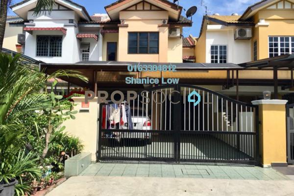 For Sale Terrace at Taman Wawasan, Pusat Bandar Puchong Freehold Semi Furnished 4R/3B 778k