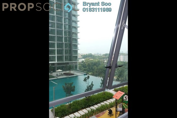 For Sale Condominium at The Z Residence, Bukit Jalil Freehold Semi Furnished 3R/2B 580k