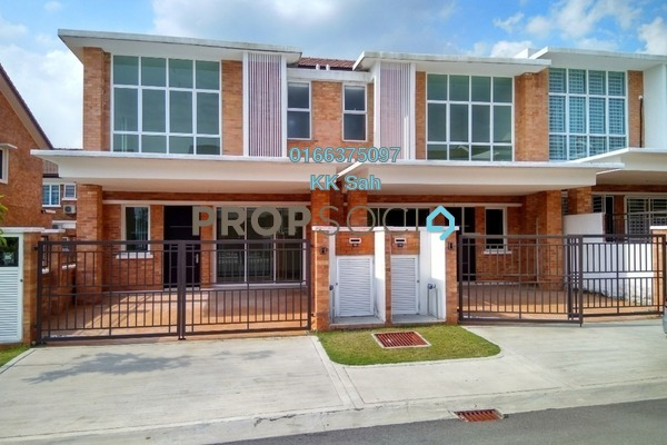 For Sale Superlink at Goodview Heights, Kajang Freehold Semi Furnished 5R/5B 799k