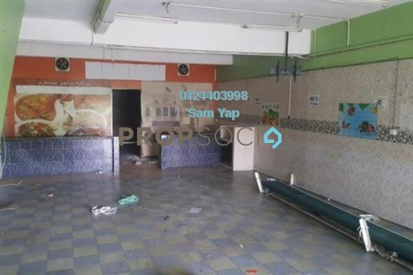 For Rent Shop at Taman Samudra, Batu Caves Freehold Unfurnished 0R/2B 3k