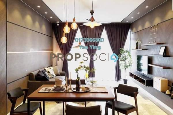 For Rent Serviced Residence at Anggun Residences, Dang Wangi Freehold Fully Furnished 2R/2B 6k