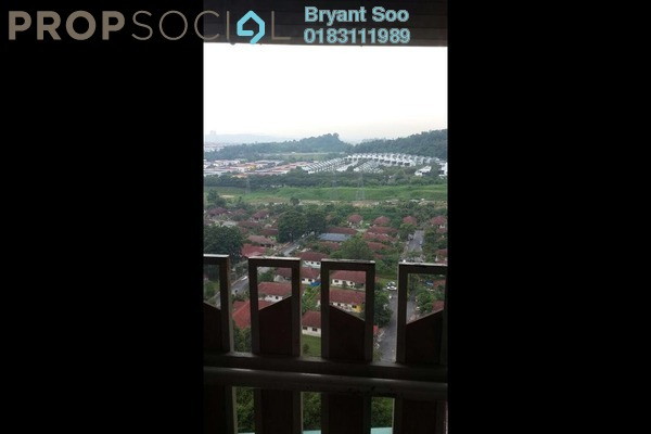 For Sale Condominium at Perdana Exclusive, Damansara Perdana Freehold Semi Furnished 1R/1B 255k