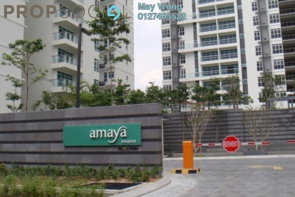 For Rent Condominium at Amaya Saujana, Saujana Freehold Fully Furnished 3R/4B 3.5k