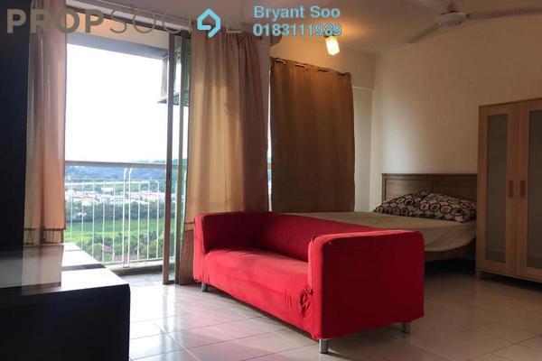 For Sale Condominium at Ritze Perdana 1, Damansara Perdana Freehold Semi Furnished 0R/1B 260k