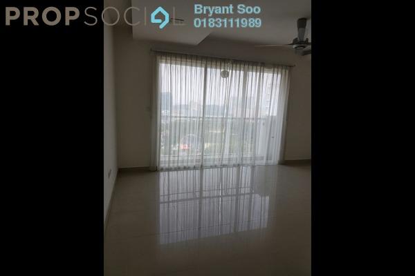 For Sale Condominium at Ritze Perdana 2, Damansara Perdana Freehold Semi Furnished 0R/1B 290k