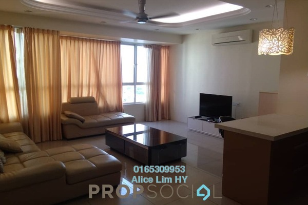 For Rent Condominium at Birch The Regency, Georgetown Freehold Fully Furnished 2R/2B 1.98k